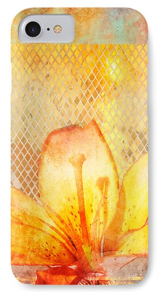 Fire Lily IPhone Case by Aimee Stewart