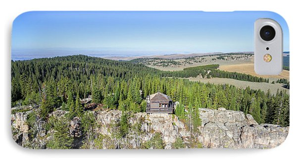 Fire Lookout View IPhone Case