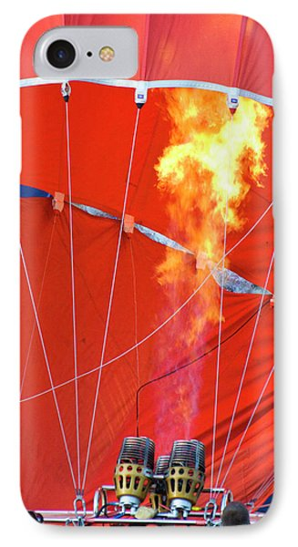 Fire Up Phone Case by Brian Roscorla