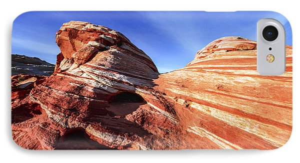 Fire Wave IPhone 7 Case by Chad Dutson