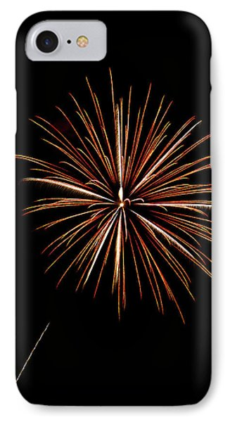Fire Works IPhone Case by Gary Langley