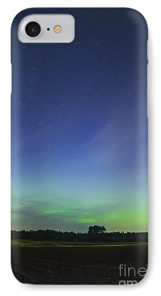Fireball Two Over The Farm IPhone Case by Patrick Fennell