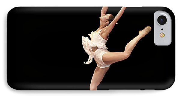 Firebird Ballet Position IPhone Case