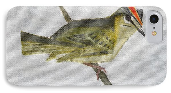 Firecrest IPhone Case by Tamara Savchenko