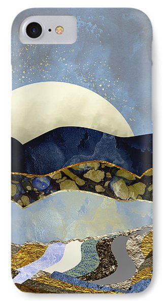 Landscapes iPhone 7 Case - Firefly Sky by Katherine Smit
