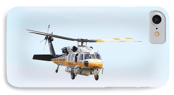 Firehawk In Flight IPhone Case by Shoal Hollingsworth
