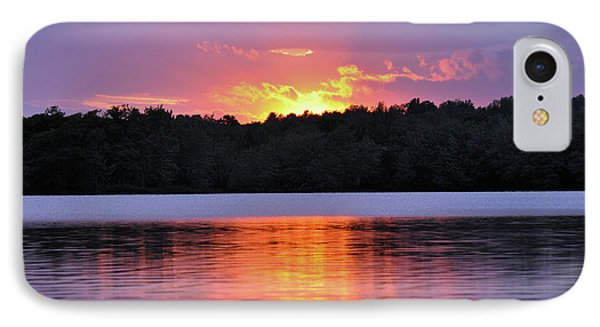 IPhone Case featuring the photograph Sunsets by Glenn Gordon
