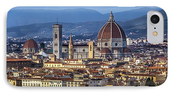 IPhone Case featuring the photograph Firenze by Sonny Marcyan