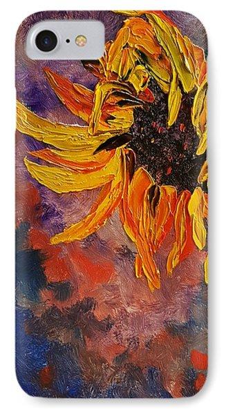 Firespace Flower  27 IPhone Case