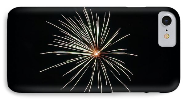 Fireworks 002 Phone Case by Larry Ward