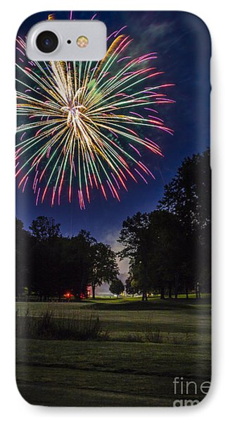 Fireworks Beauty IPhone Case