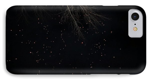 Fireworks Burst Year End IPhone Case