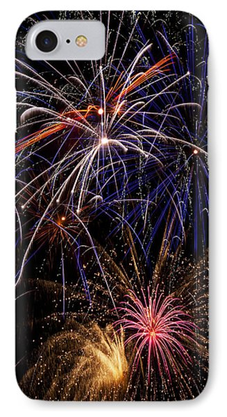 Fireworks Celebration  Phone Case by Garry Gay