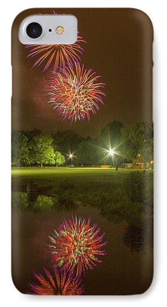 Fireworks During Fair St Louis IPhone Case