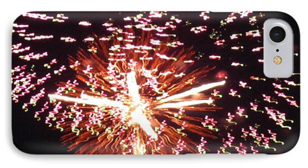 Fireworks Fun Phone Case by Debra     Vatalaro