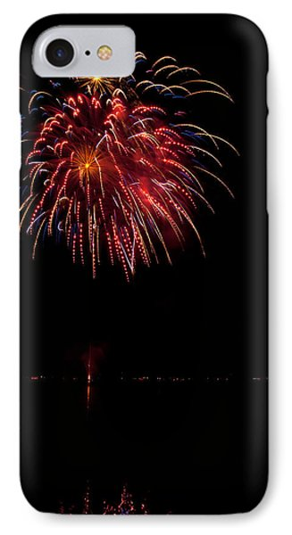 Fireworks II Phone Case by Christopher Holmes