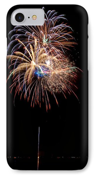Fireworks IIi Phone Case by Christopher Holmes