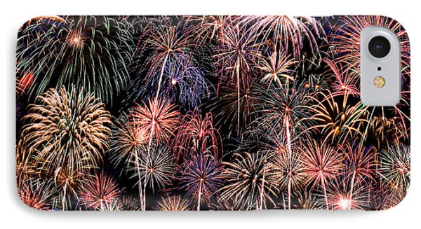 Fireworks Spectacular II IPhone Case