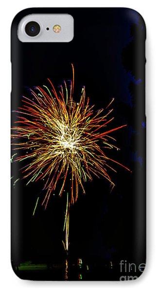 Fireworks IPhone Case by William Norton