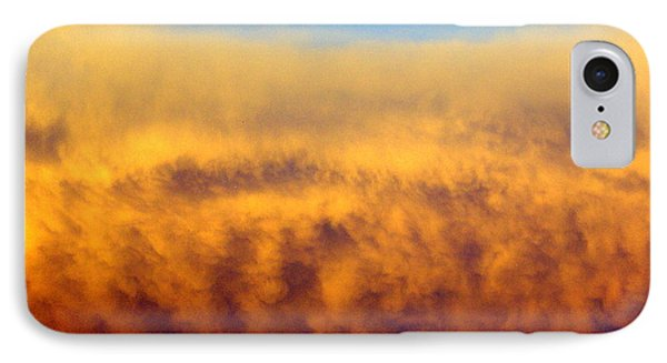 Firey Sunset Phone Case by Marty Koch