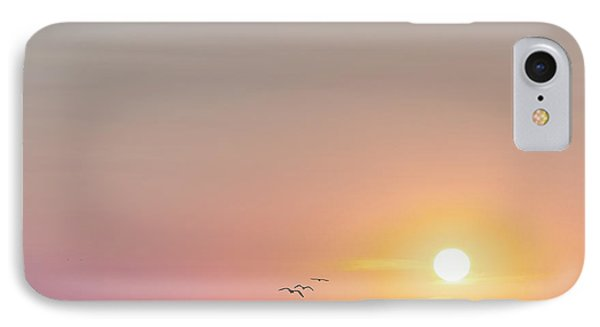 First Encounter Beach Cape Cod Square IPhone Case by Bill Wakeley