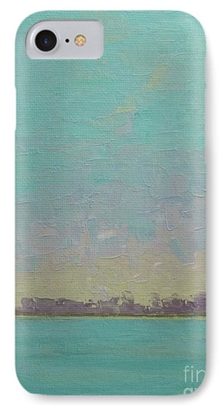 First Light IPhone Case by Gail Kent