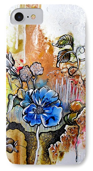 First Light In The Garden Of Eden IPhone Case by Shadia Derbyshire
