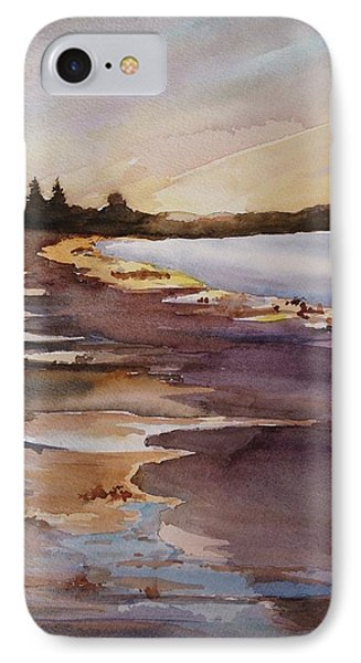 First Light IPhone Case by Kathy  Karas