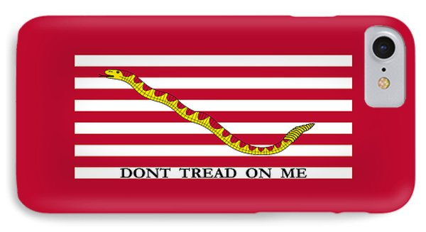 First Navy Jack Phone Case by War Is Hell Store