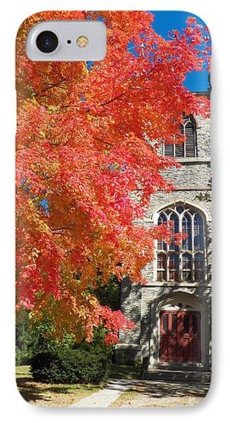 First Parish Unitarian Church IPhone Case