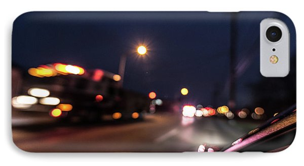 IPhone 7 Case featuring the photograph First Responders by Randy Scherkenbach