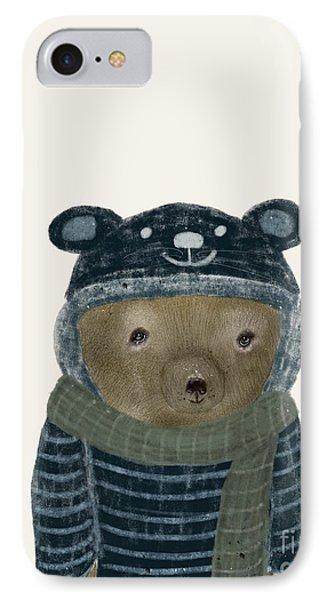 First Winter Bear IPhone 7 Case