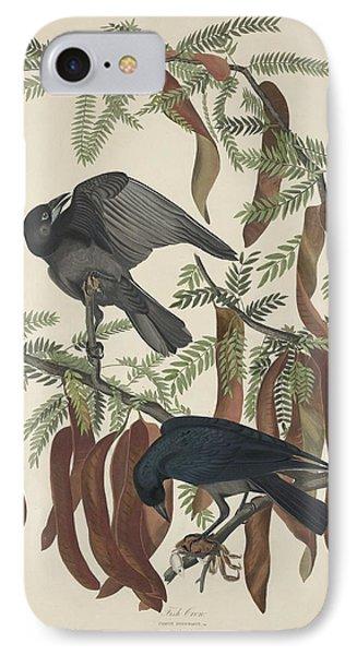 Fish Crow IPhone Case