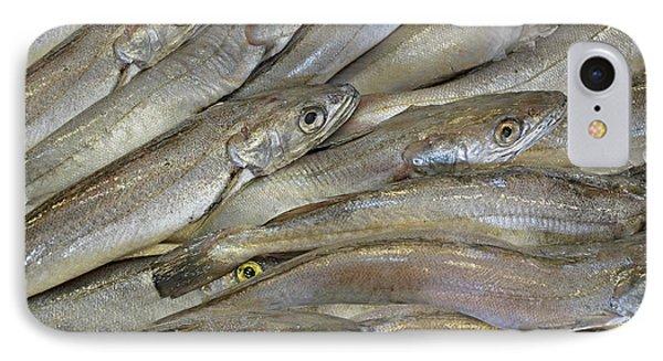 Fish Eyes IPhone Case by Joe Bonita