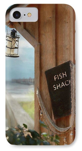 IPhone Case featuring the photograph Fish Fileted by Lori Deiter
