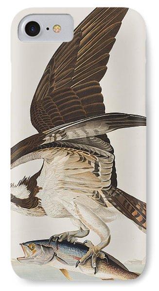 Fish Hawk Or Osprey IPhone 7 Case