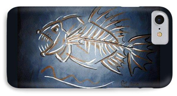 Fish Head IPhone Case