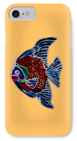 Fish In Water Phone Case by Shane Bechler