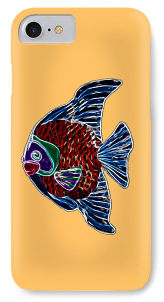 Fish In Water IPhone Case by Shane Bechler