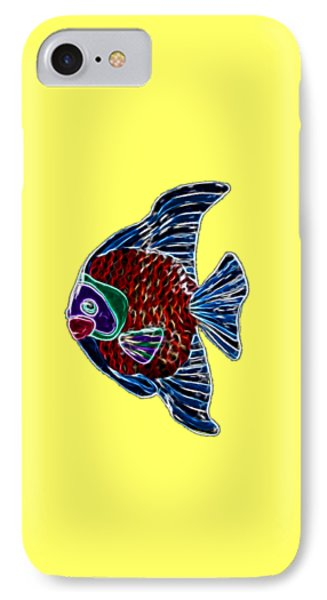 Fish Tales Phone Case by Shane Bechler