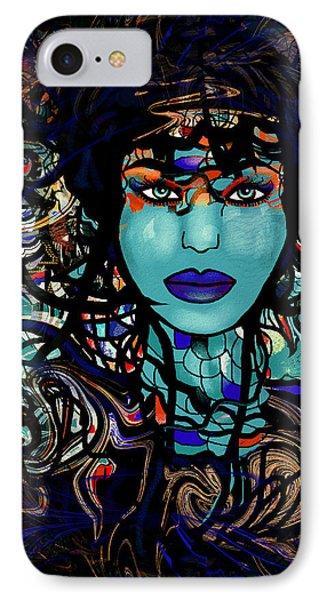 The Sea Goddess IPhone Case by Natalie Holland
