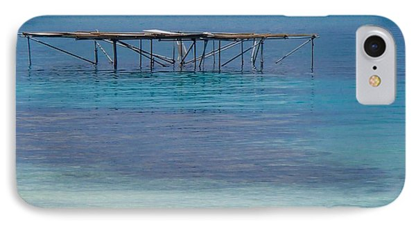 Fisherman's Jetty IPhone Case by Michael Canning