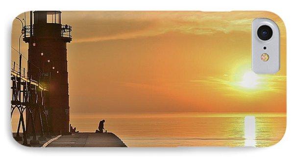 Fishermans Prayer IPhone Case