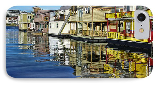 Fisherman's Wharf IPhone Case by Marilyn Wilson