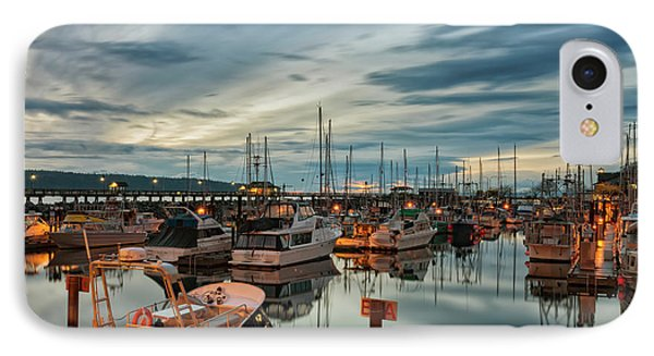 IPhone Case featuring the photograph Fishermans Wharf by Randy Hall