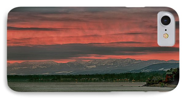 IPhone Case featuring the photograph Fishermans Wharf Sunrise by Randy Hall