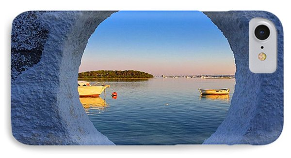 Fishermen Village- Italy IPhone Case