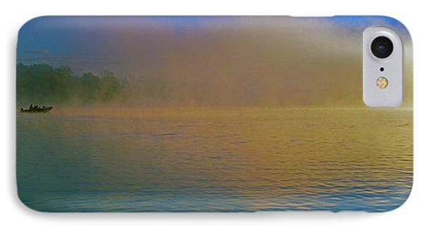 Fishing Boat Day Break  IPhone Case