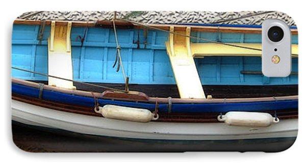Fishing Boat Phone Case by Svetlana Sewell
