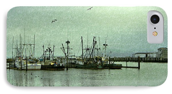 IPhone Case featuring the photograph Fishing Boats Columbia River by Susan Parish
